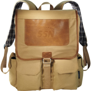"Field & Co. Cambridge 17"" Computer Backpack"